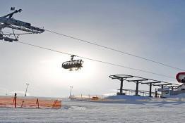Bukowina Tatrzańska Atrakcja Stacja narciarska Rusiń-Ski