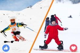 Zakopane Atrakcja Szkoła snowboardowa HSKI