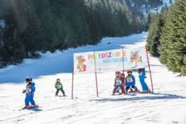 Zakopane Atrakcja Przedszkole narciarskie Kalatówki