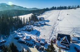 Murzasichle Atrakcja Wyciąg narciarski Kułach