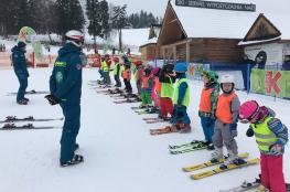 Białka Tatrzańska Atrakcja Szkoła narciarska Kaniówka Ski