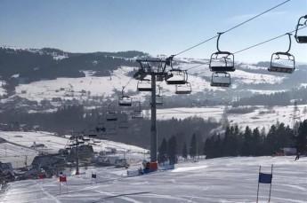 Białka Tatrzańska Atrakcja Stacja narciarska Kaniówka