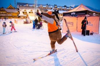 Białka Tatrzańska Atrakcja Szkoła narciarska Stok