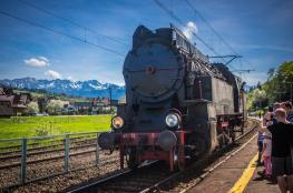 Zakopane Wydarzenie Rozrywka Pociąg retro pod Tatrami Zakopane - Poronin